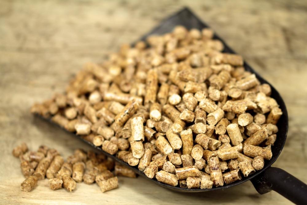 Livraison granulés et pellets Lantriac