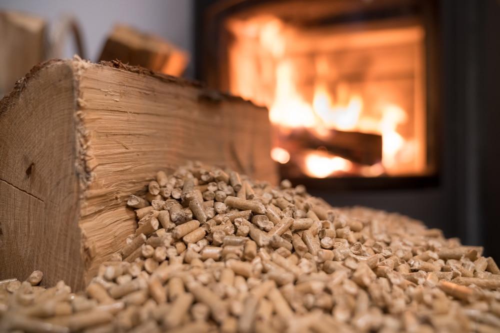 Livraison granulés et pellets Saint-Privat